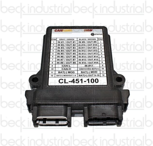 Beck Industrial Beck CL-451 Module - Wiring Harnesses ... on industrial conduit installation, industrial breaker, industrial outlet, industrial plug, industrial cooling, industrial light switch, industrial fuses, industrial wire, industrial electric, industrial thermostat, industrial power, industrial ducting, industrial electrical, industrial ignitor, industrial service, industrial headers, industrial fixtures, industrial pumps, industrial horn, industrial switches,