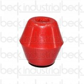 Red Knob Kit with Nut and Bolt