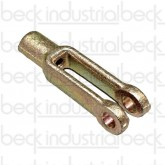 1 /4-28 Clevis for Control Cable