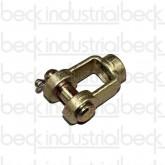 Beck Trailer Axle Cylinder Yoke