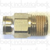 1/2NPT X 1/2 Tube Compr. Fitti